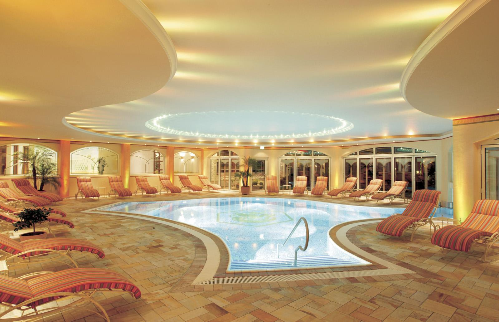 Innenpool - Hotel Engel, Baierbronn / Obertal