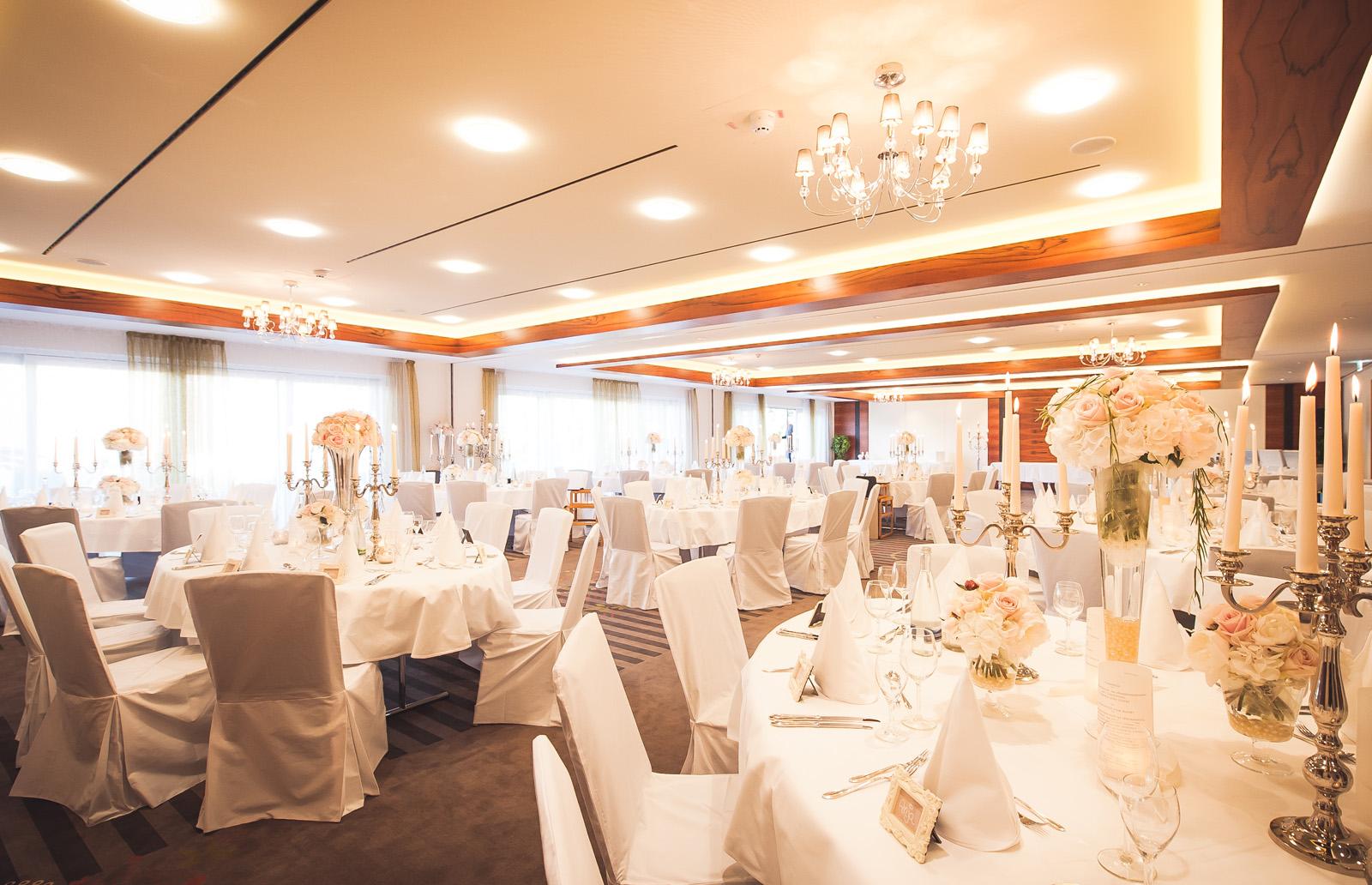Hochzeitssaal - Hotel Sonne, Rudersberg/schlechtbach