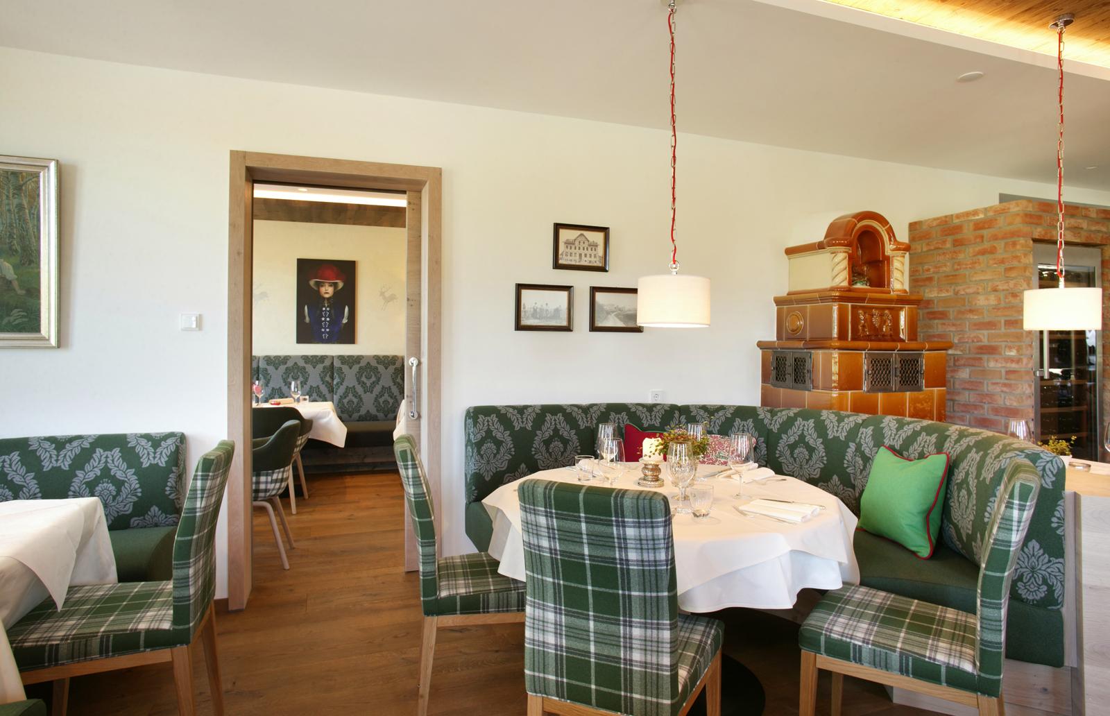 Restaurant - Landgasthof-Hotel Hirsch Altensteig/Überberg