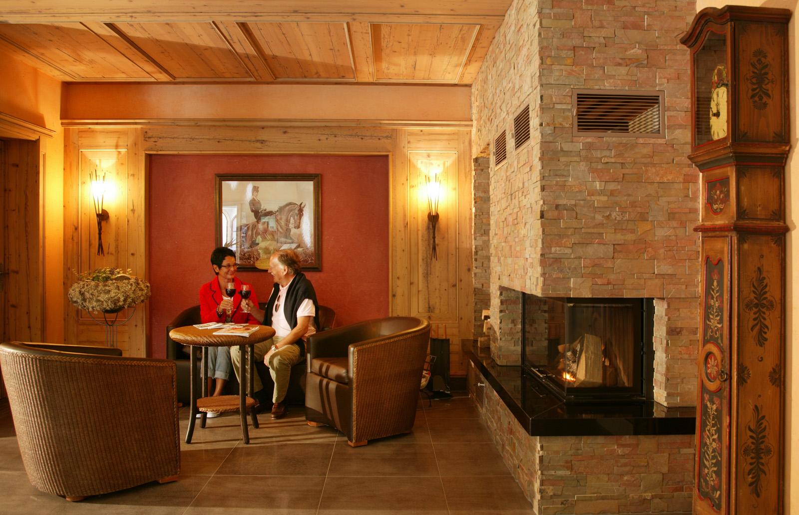 Hotelhalle - Berghotel Mummelsee