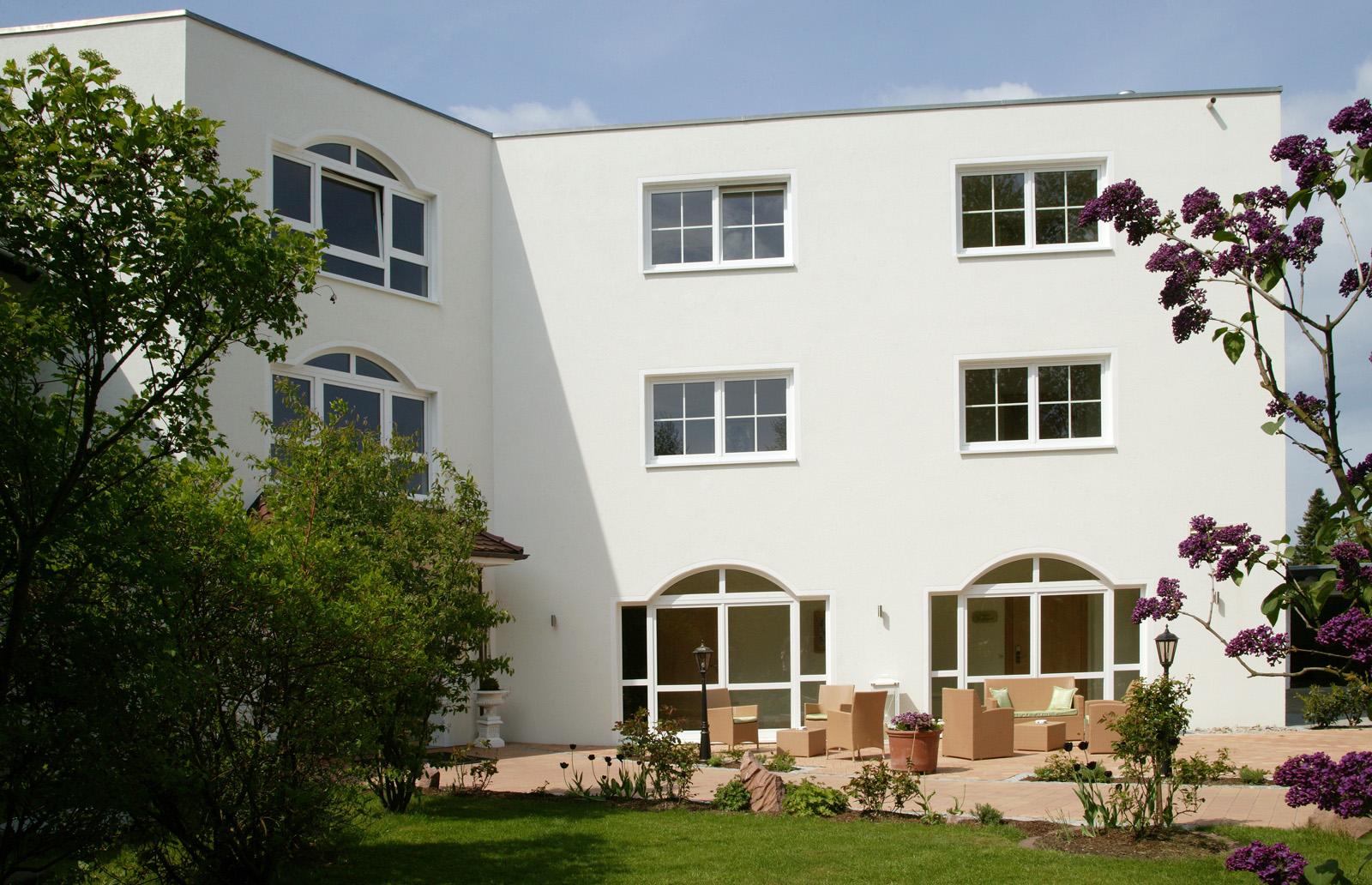 Aussenansicht - Hotel Schwarzwald Sonnenhof, Schömberg/Langenbrand