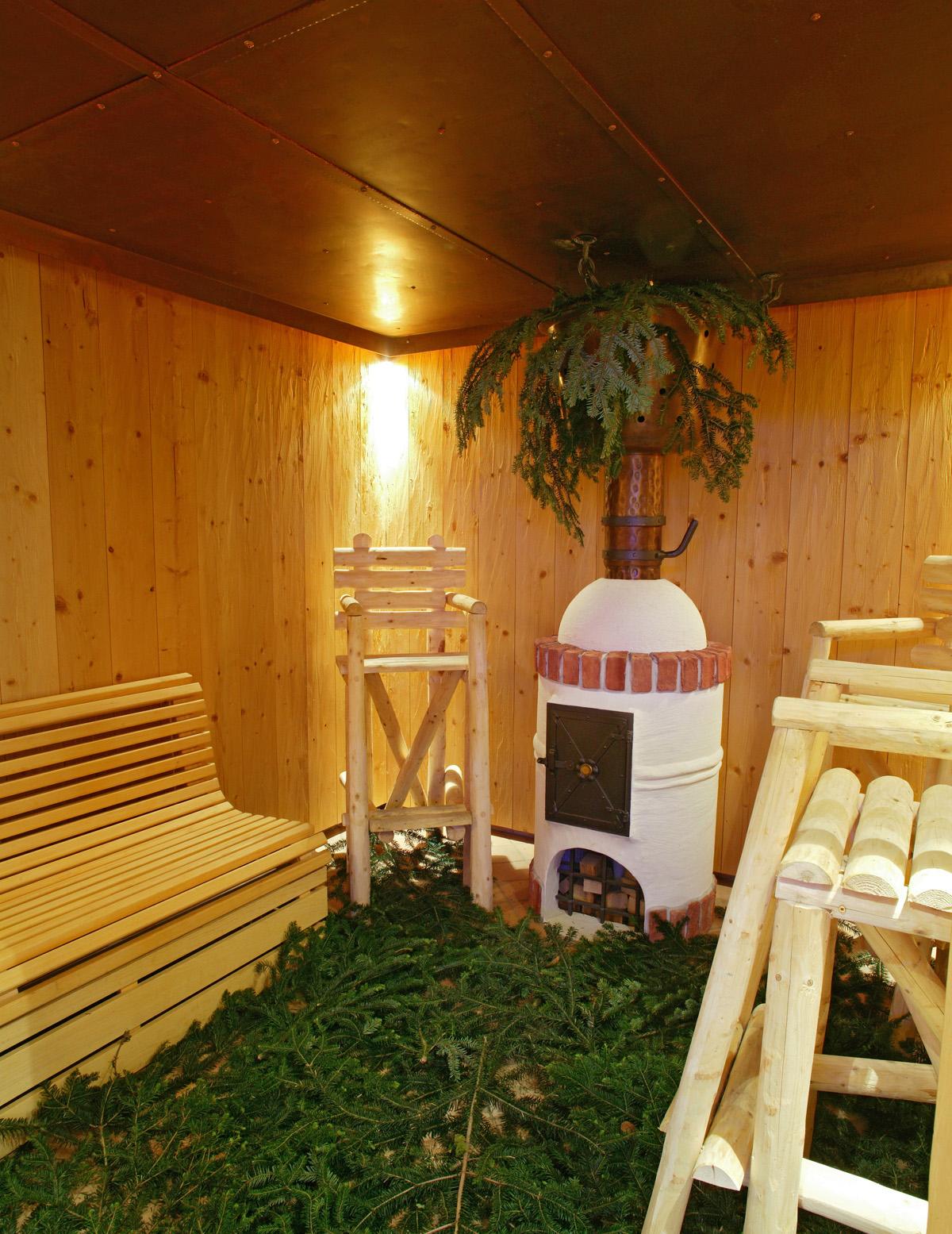 Schwarzwald-Sauna - Hotel Schwarzwald Sonnenhof, Schömberg/Langenbrand