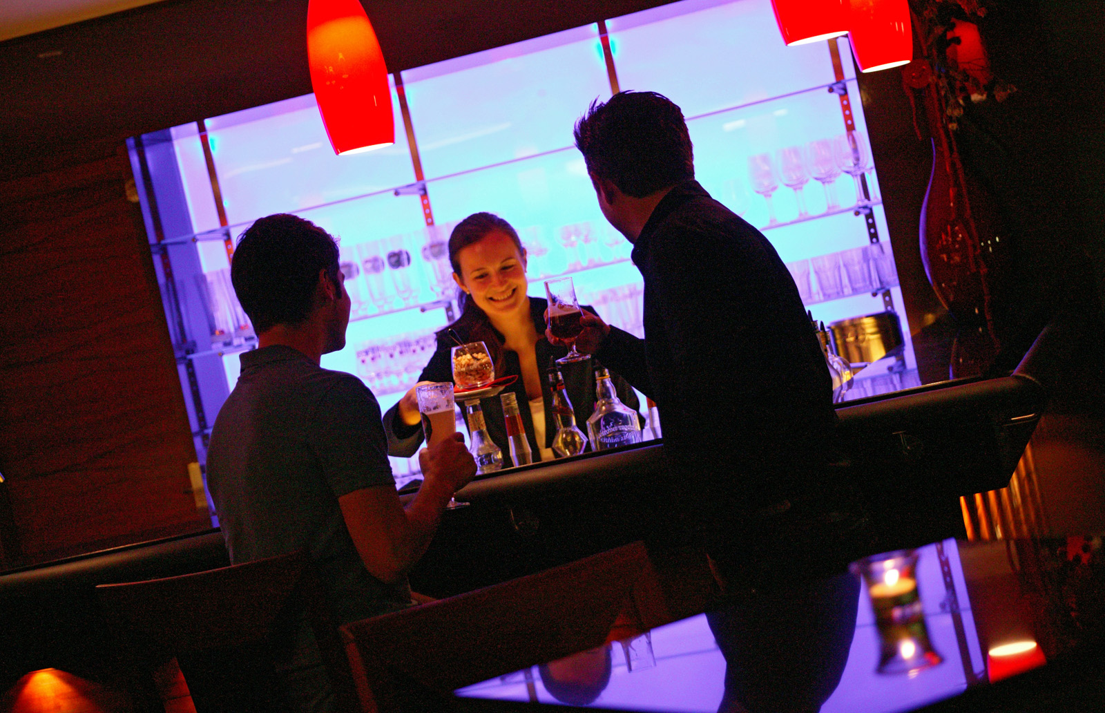 Bar - Hotel Sonne, Rudersberg/schlechtbach