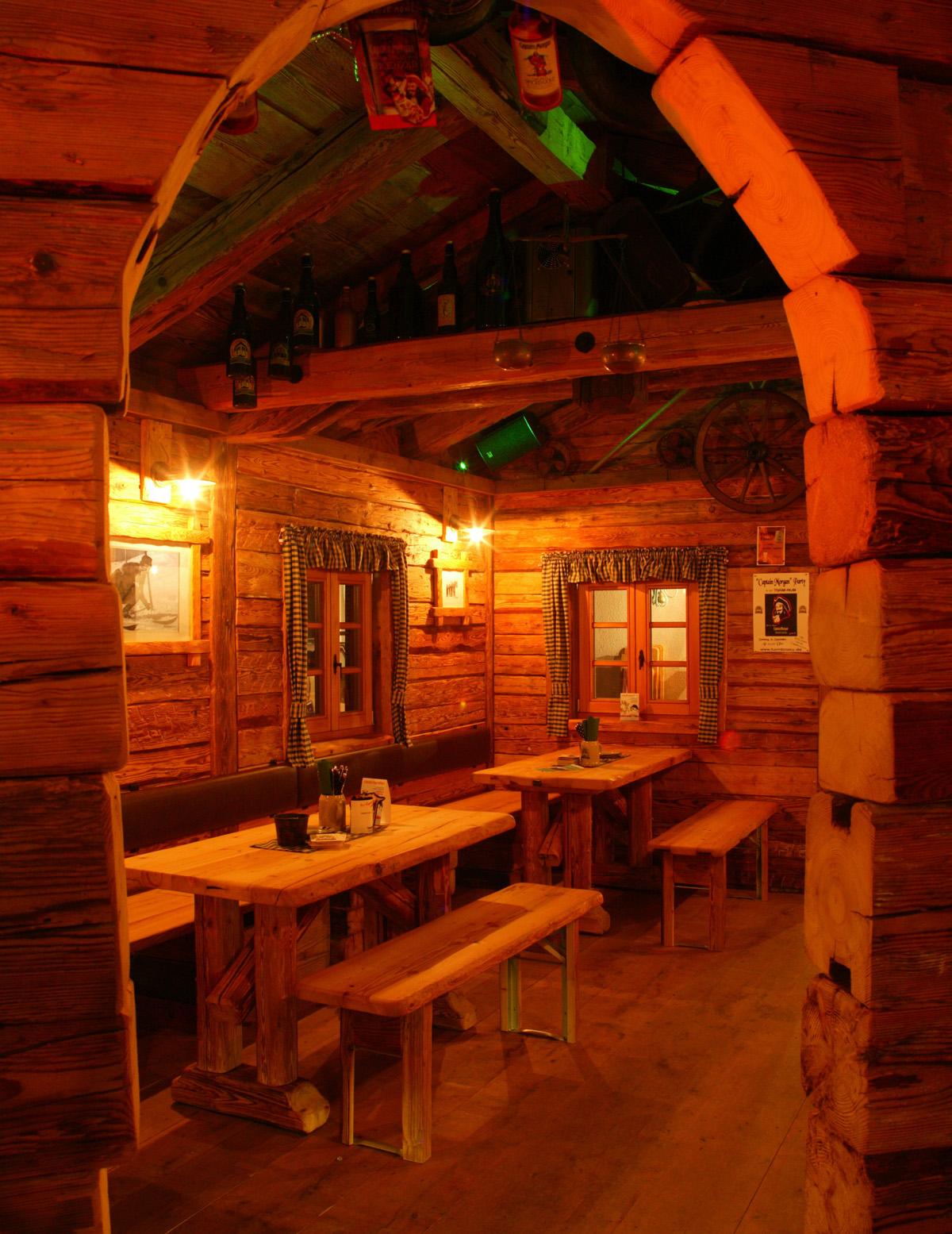 Turm-Alm Restaurant - Freudenstäder Turmbräu
