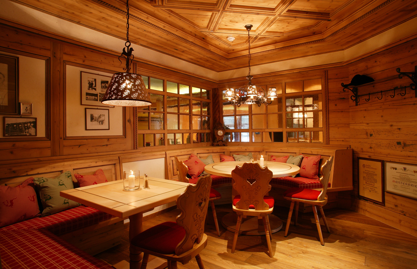 Restaurant - Berghotel Mummelsee