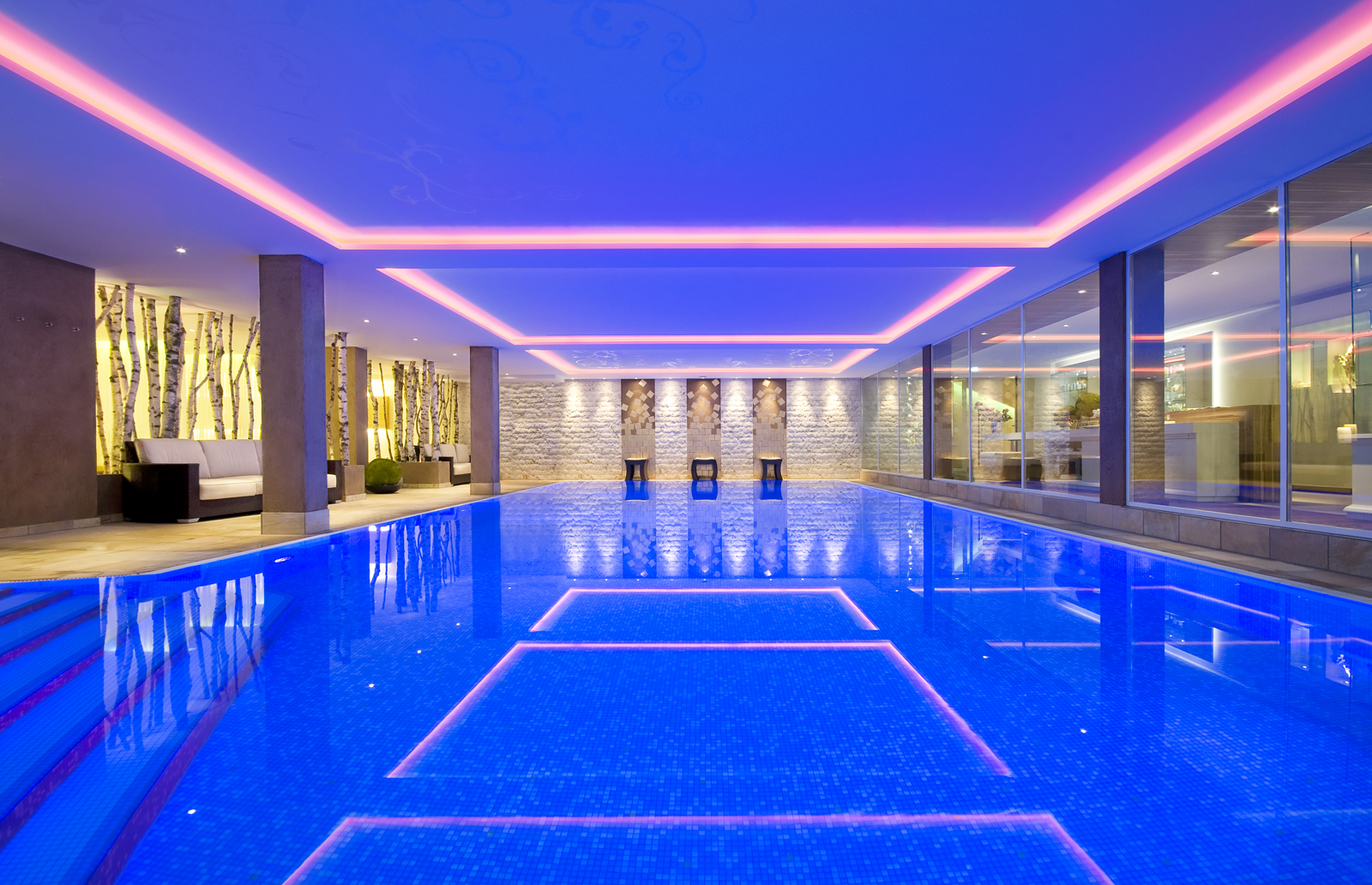 Schwimmbad Hotel Sackmann