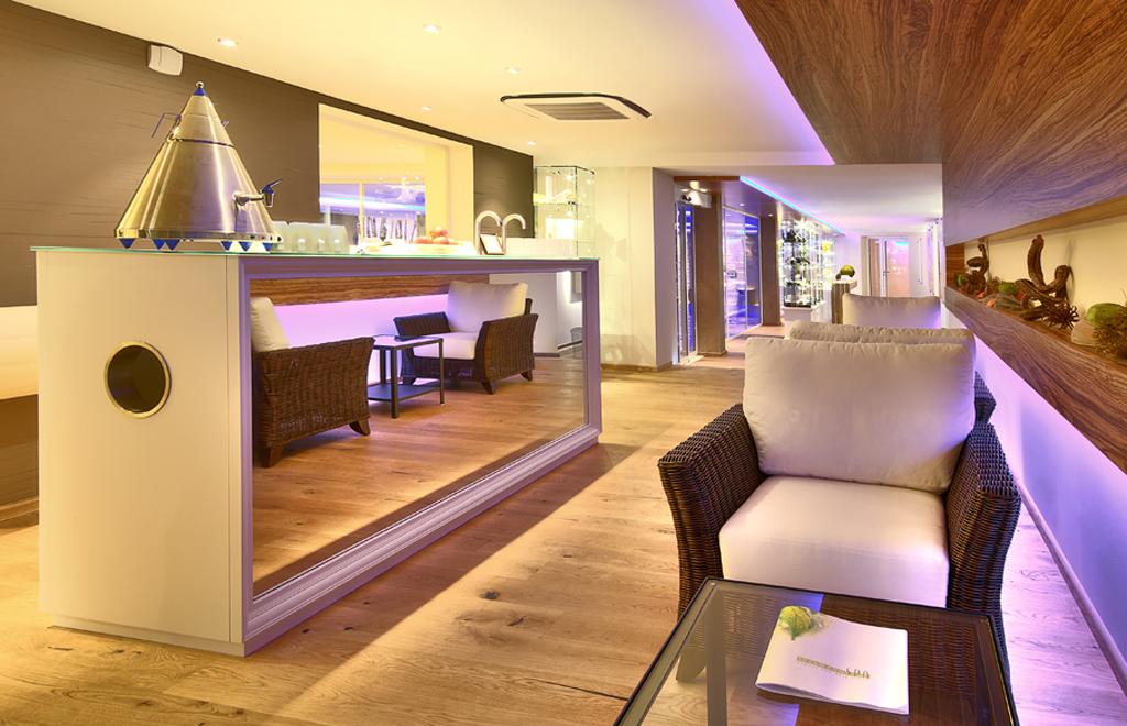 Wellnesslounge Hotel Sackmann