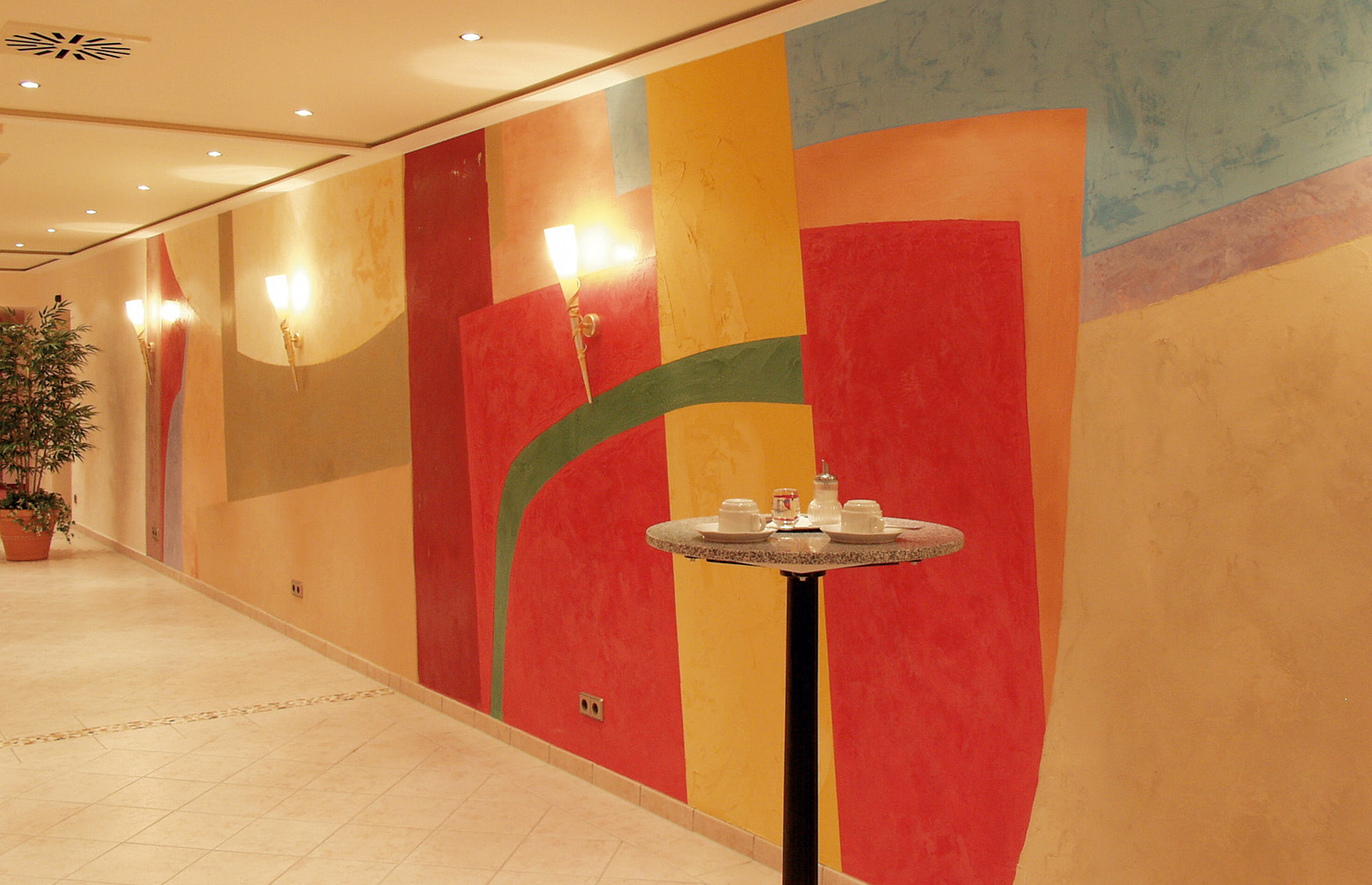 Tagungsraum - Hotel Ochsen, Höfen