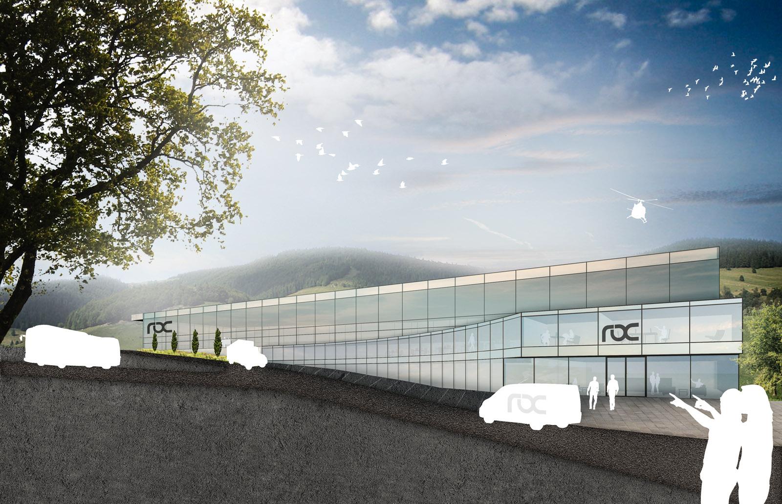 Illustration - ROC Schmiederäder GmbH, Freudenstadt