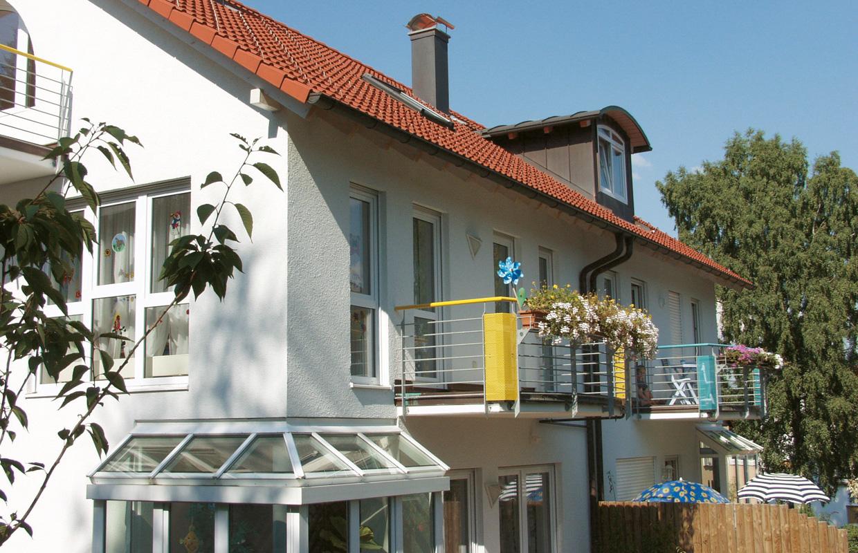 Detail-Ansicht - Doppelhaus, Freudenstadt