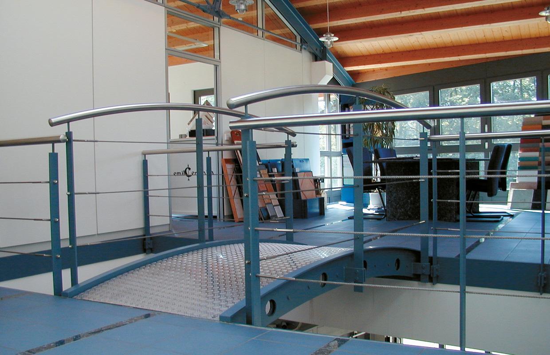 Verbindungsbrücke - Gerhard Braun GmbH & Co. KG, Baiersbronn