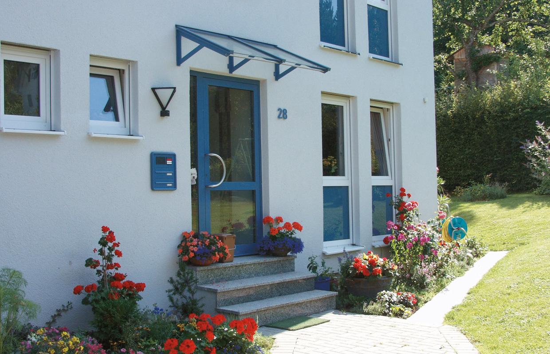 Eingang - Doppelhaus, Freudenstadt