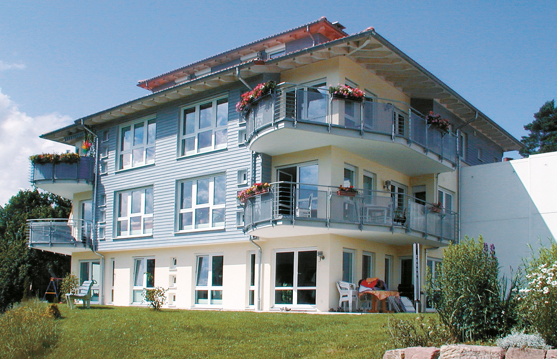 Aussenansicht - Mehrfamilienhaus, Freudenstadt
