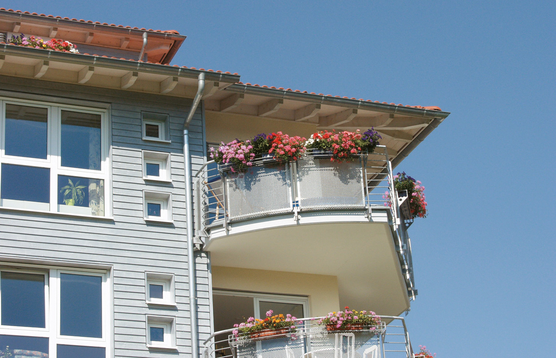 Balkone - Mehrfamilienhaus, Freudenstadt