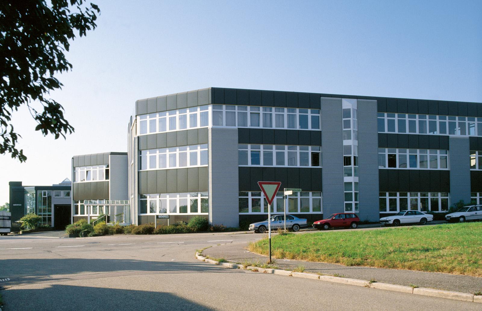 Verwaltung - Gebr. Schmid GmbH, Freudenstadt
