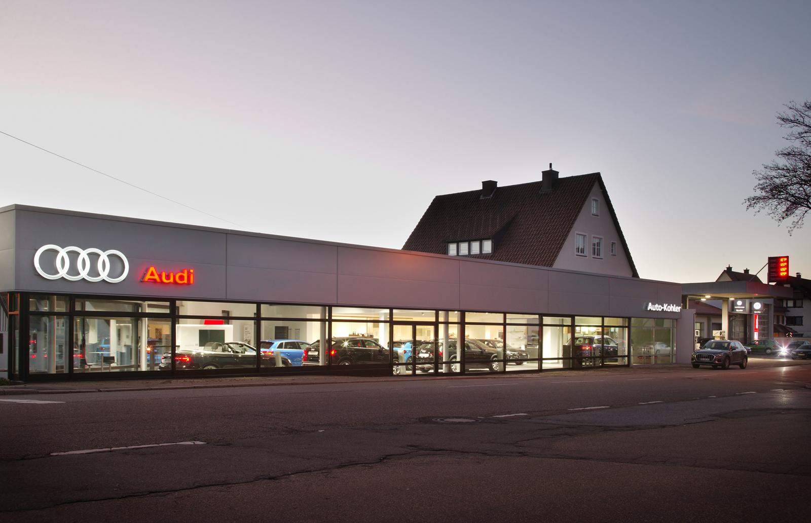 Autohaus Kohler Freudenstadt - Aussen